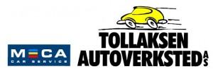 Logo Tollaksen Autoverksted