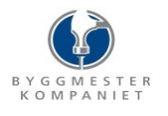 Logo Byggmester Kompaniet