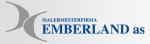 Logo Malermester Emberland